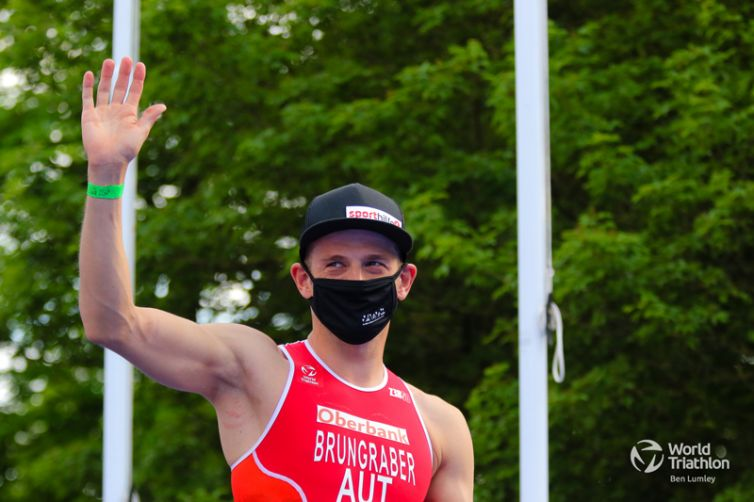 AJ Bell 2021 World Triathlon Para Series